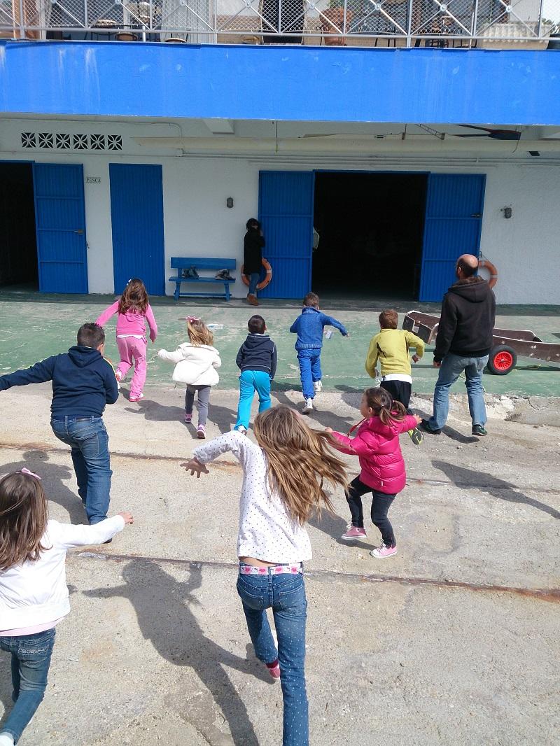 Actividades para niños en vacaciones de Navidad en Estepona – Ludoteca Navidad
