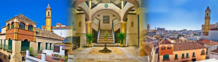 Hoteles del casco histórico de Estepona