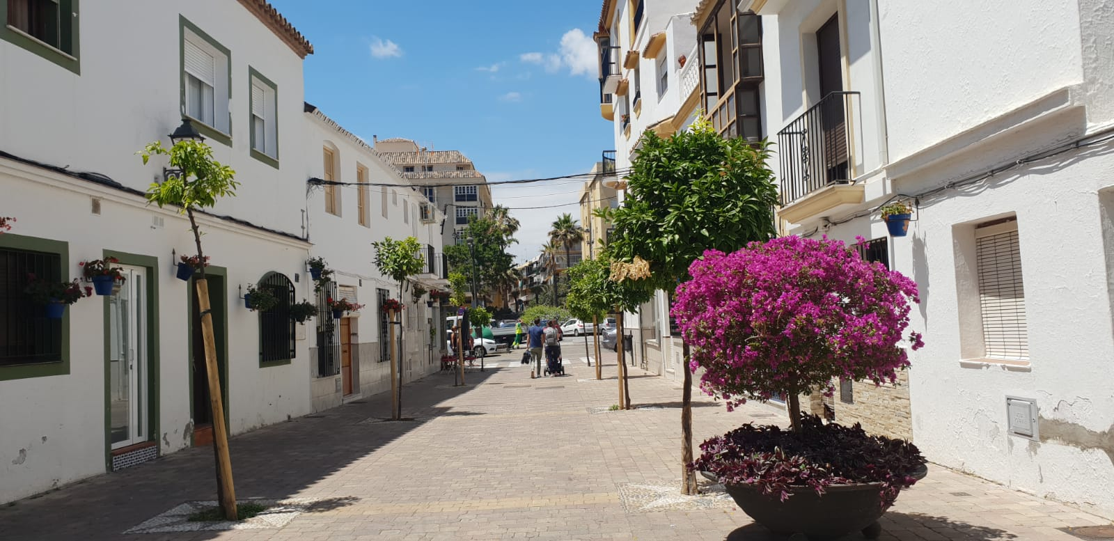 Where to sleep Estepona, tourist apartment in Estepona